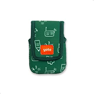 Yoto Audio Card Pouch - Holds up to 20 Yoto Cards - Designed to Hold Yoto Player Audio Cards for Boys and Girls