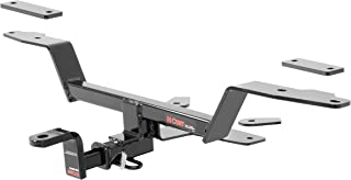 CURT 114483 Class 1 Trailer Hitch with Ball Mount, 1-1/4-Inch Receiver  for Select Audi A4, A4 Allroad, A4 Quattro, A5 Quattro, A5 Sportback