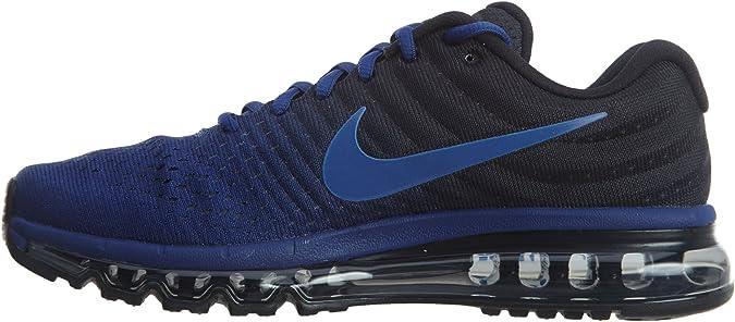 Amazon.com   Nike Mens Air Max 2017 Running Shoes, Deep Royal Blue ...