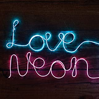 Best make your own neon effect sign pink Reviews