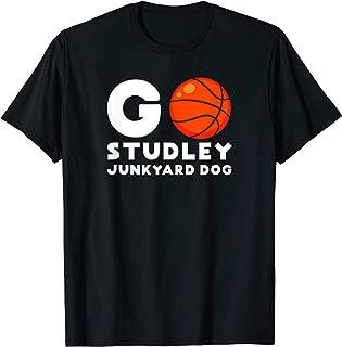 Go Studley Fan Junkyard Dog Apparel Jared Basketball Dudley T-Shirt