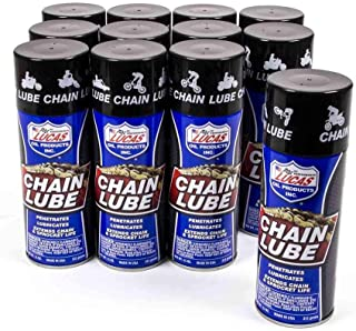 Lucas Oil 10393 Chain Lube Penetrant Aerosol – 11 oz.