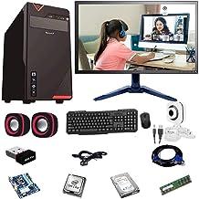"Rolltop® Assembled Desktop Computer,Intel Core 2 Duo 3.0 GHZ Processor,G 31 Motherboard, 15"" LED Monitor,2 GB RAM,Windows ..."