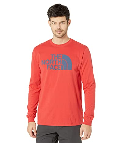 The North Face Long Sleeve Half Dome Tee Men