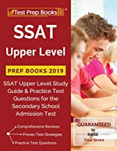 ssat practice test middle level