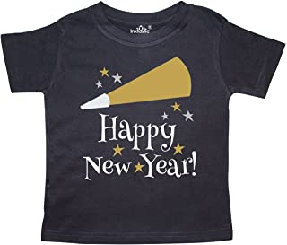 Happy New Year Holiday Toddler T-Shirt