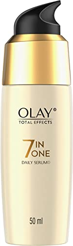 Olay Serum Total Effects 7 in 1, Daily Serum, with Anti-Ageing benefits, 50 ml