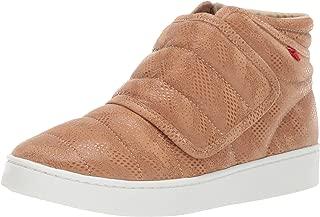 Kids Boys/Girls Leather Made in Brazil Hightop Velcro Sneaker