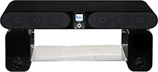 Impecca TVS150 5.1 Channel Surround Spot Integrated Theater System Television Stand