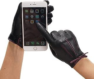 Best feminine leather gloves Reviews