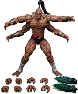 Storm Collectibles Goro [BBTS Exclusive Bloody Edition]: 1/12 Mortal Kombat x Action Figure [87083]