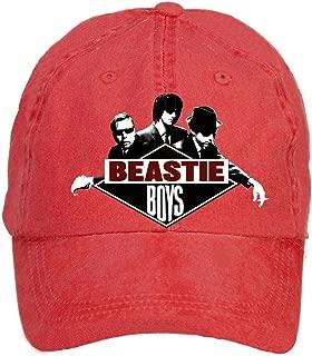 Unisex Beastie Boys Logo Hip Hop Baseball Caps