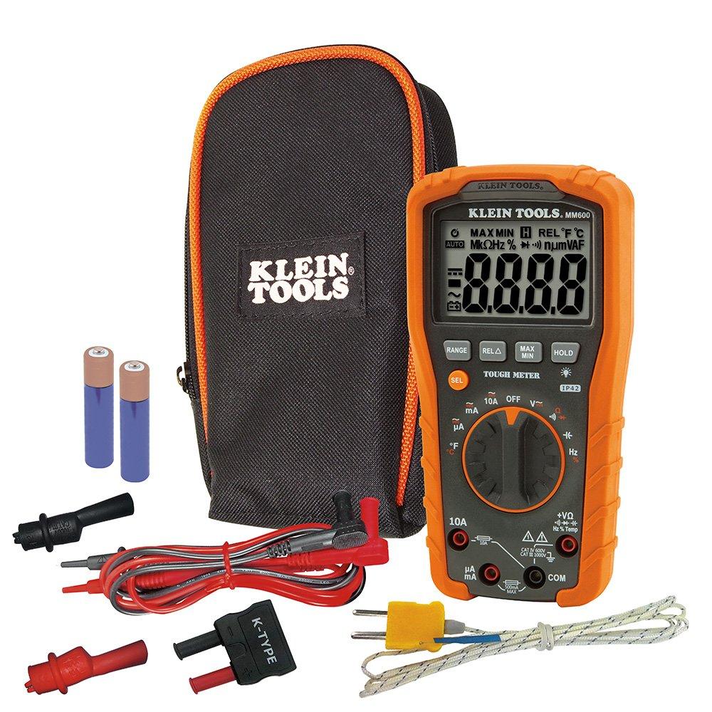 Multimeter Auto Ranging Klein Tools MM600