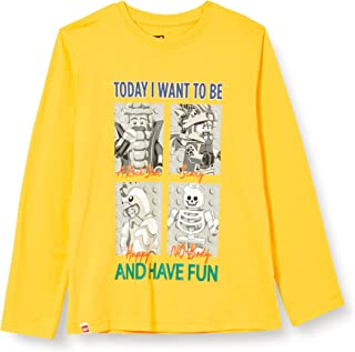 LEGO Mwd-Langarmshirt T-Shirt Bambino