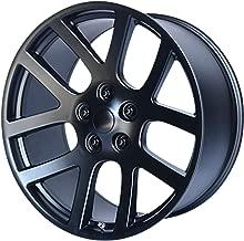 OE Creations 107 Сustom Wheel - Semi Gloss Black 22