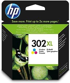 1x Original XL HP Tintenpatrone F6U67AE HP 302XL HP 302 XL für HP Officejet 4650   Color   Leistung: ca. 330 Seiten/5%