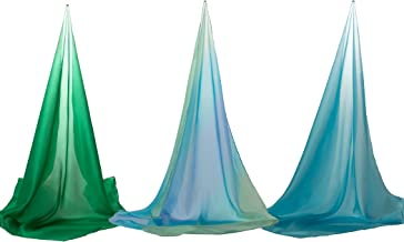 Sarah's Silks Set of 3 Playsilks
