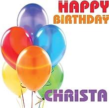 Best happy birthday christa Reviews
