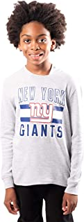 Ultra Game NFL Boy`s Lightweight Active Thermal Long Sleeve Shirt