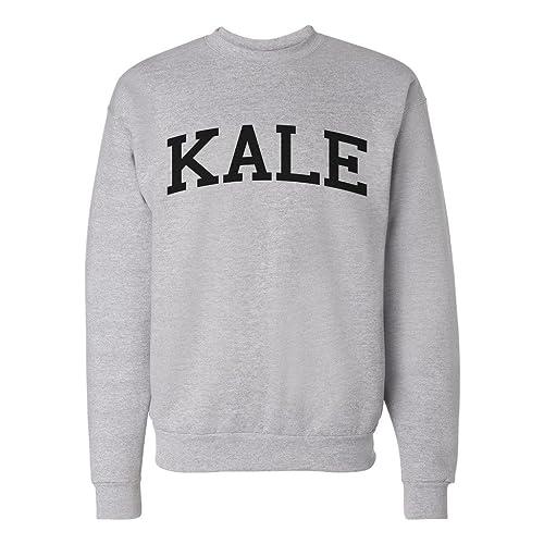 ea77174c Kale Unisex Mens Womens Crewneck Sweatshirt Jumper Pullover