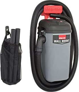 Shop-Vac 3940100 3.5-Gallon 3.0-Peak HP Wall Mount Wet//Dry Vacuum