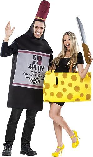 Unbekannt Kostüm für Paare mit Weißund K