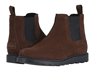 SOREL Kids Madsontm Chelsea Waterproof (Little Kid/Big Kid) (Tobacco) Boy