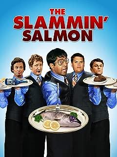 salmon overalls