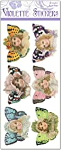Butterfly Babes Labels - Sadie