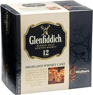 Walkers'Glenfiddich Highland Whisky Cake 14.1 oz(Pack of 6)