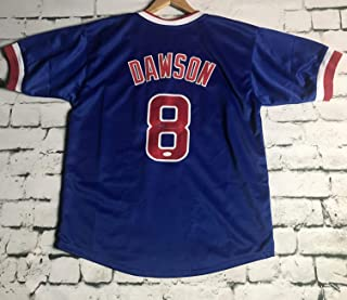 cheaper bd7d2 52539 Amazon.com: CHICAGO Cubs - Andre Dawson / Clothing ...