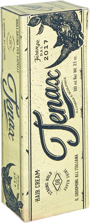 Tenax - Brillantina para pelo, fijación extrafuerte, brillo deslumbrante, 100 ml