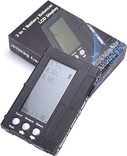 RC 3in1 Digital Lipo Battery Capacity Checker Balance Discharger Servo Tester