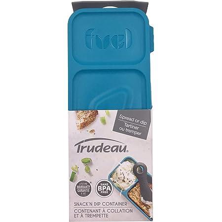 Trudeau Porta Alimentos Snack N Dip