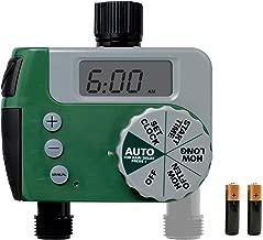 Garden Accessory Irrigation Timer Automatic Digital Eco Series 2 Port