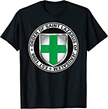 Order of Saint Lazarus of Jerusalem Shield T-Shirt