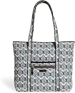 حقيبة إيكونيك فيرا من فيرا برادلي، مخططة بيزلي