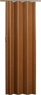 LTL Home Products EN3280FL Encore Interior Accordion Folding Door, 24-36 x 80 Inches, Fruitwood