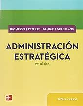 Best administracion estrategica thompson Reviews
