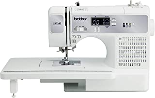 Brother Renewed Computerized Sewing & Quilting Machine, White