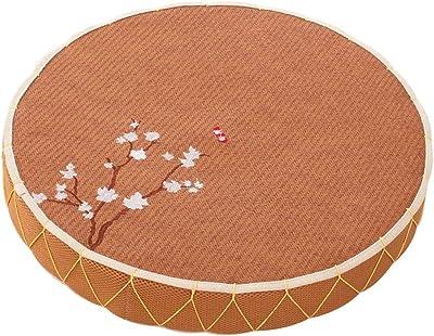 Amazon.com: Meditation Pillow Floor Cushion, Zafu Yoga ...