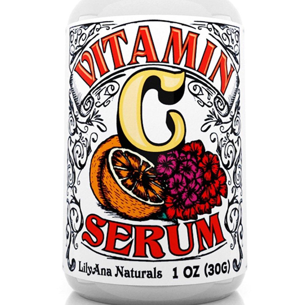 Vitamin Serum Hyaluronic Acid Face