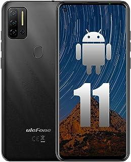 "Ulefone NOTE 11P (2021), Android 11 Smartphone-aanbieding, Helio P60, 6,55 ""mobiele telefoon, Octa-Core 8GB + 128GB, 48MP..."