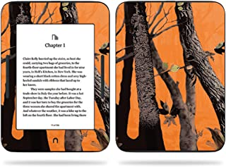 MightySkins Skin Compatible with Barnes & Noble Nook GlowLight 3 (2017) - Orange Camo | Protective, Durable, and Unique Vinyl Decal wrap Cover | Easy to Apply, Remove | Made in The USA