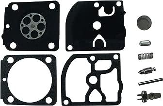 Carburetor Repair/Rebuild Kit Replaces ZAMA RB-99 for Zama C1Q-S68 C1Q-S105 C1Q-S111 C1Q-S115 C1Q-S116 Stihl BG45 65 85 FH75
