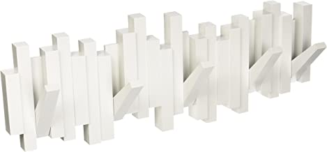Umbra Sticks 5-Hook Wall Hook, White
