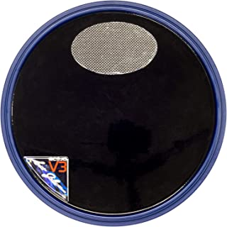 Offworld Percussion Invader V3 Scott Johnson System Blue Practice Pad with Rim