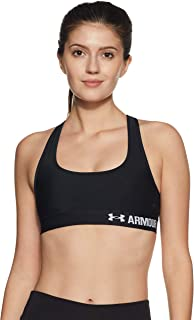 Women's Armour Crossback Mid Bra