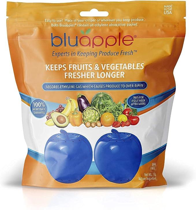 Bluapple Produce Freshness Saver Balls
