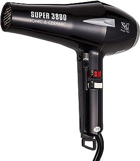 NG Beauty Design Super Energy Hair Dryer, Black 3700